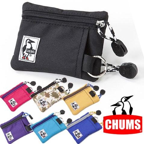 チャムス エコキーコインケース CH60-0856 財布 E...