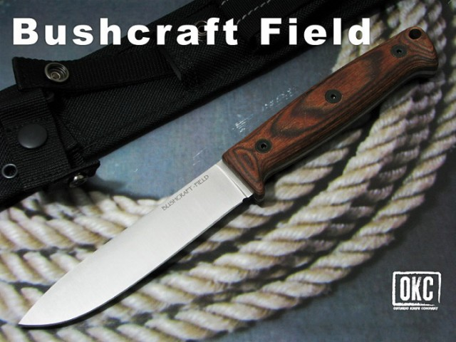 【日本正規品】オンタリオ/Ontario 8696 Bushcraf...