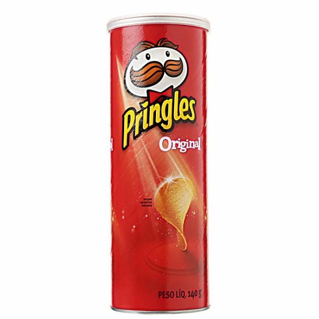 PRINGLES/プリングルス オリジナル ポテトチップ...