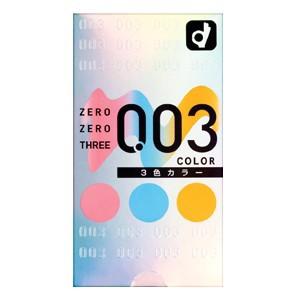 オカモト ゼロゼロスリー(003) 003カラー 12個入...
