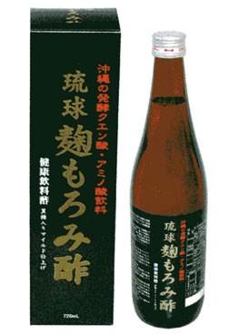 琉球 麹 もろみ酢 720ml 安藤通商 沖縄