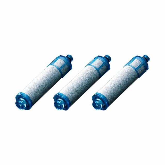 LIXIL リクシル INAX 交換用浄水カートリッジ 3個...
