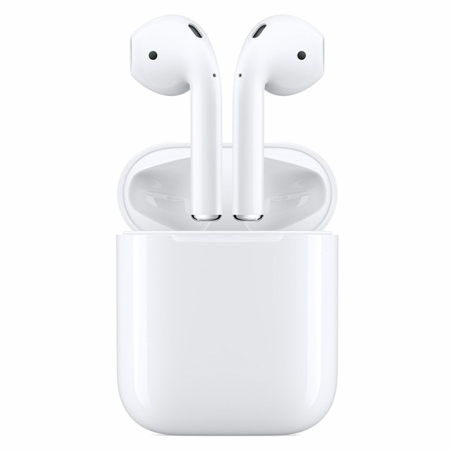 アップル Apple AirPods with Charging Case イヤ...