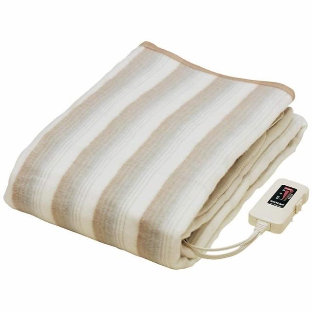 Sugiyama 椙山紡織 日本製 電気掛敷兼用毛布 NA-0...