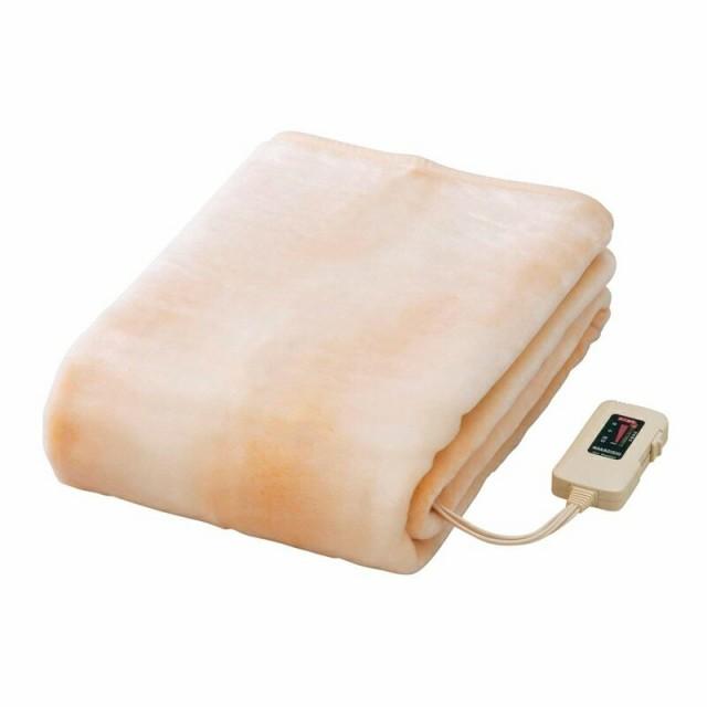 Sugiyama 電気ボアしき毛布 ロングサイズ 水洗い...