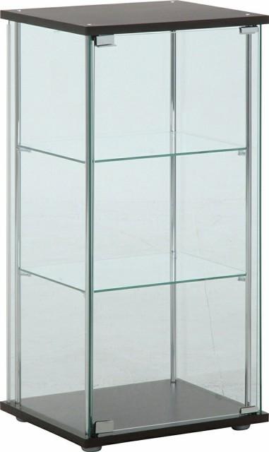 【送料無料】 不二貿易 3段 ガラスコレクションケ...