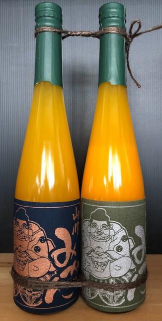 天然果汁100% 山川みかんジュース(大黒園)