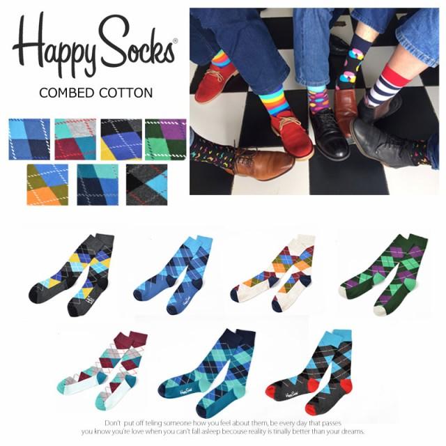 【メール便対応】Happy Socks ハッピーソックス ...