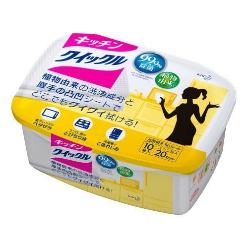 【定形外郵便】花王 キッチンクイックル 容器入 1...