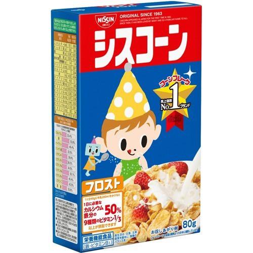 【送料無料・まとめ買い×6個セット】日清シスコ ...