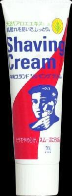 牛乳ブランドシェービングクリーム80g : 牛乳...