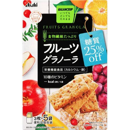 【送料無料】アサヒ バランスアップ フルーツグラ...