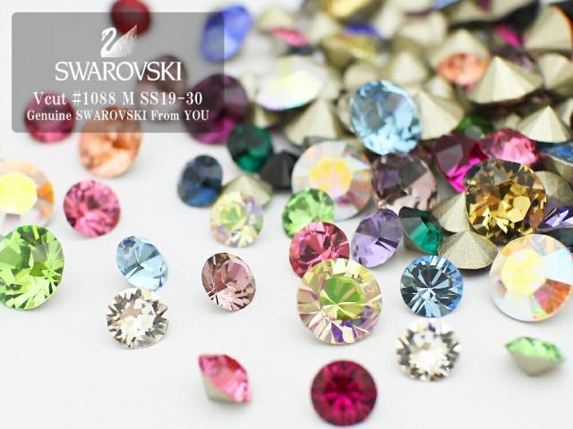 (v9)大特価【100円スワロ】スワロフスキー Vカッ...