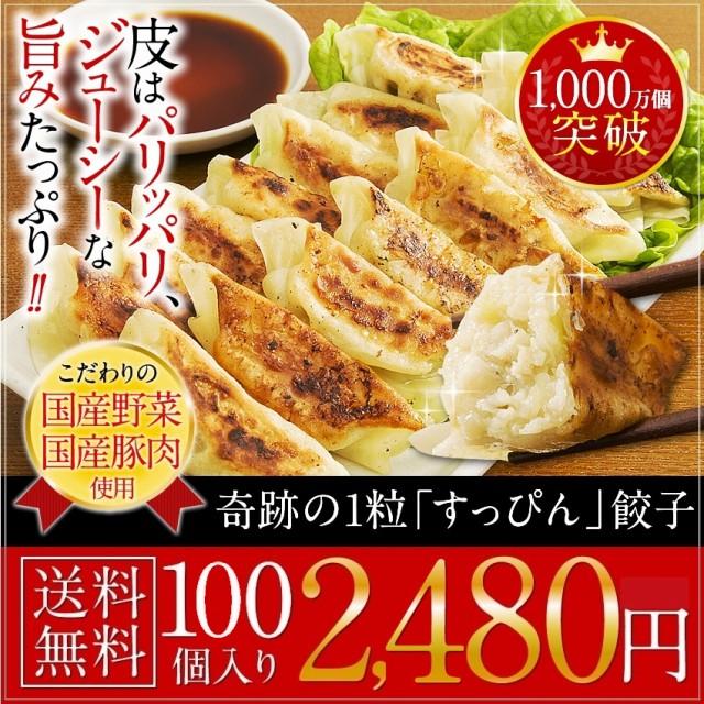 三太郎の日【45%OFF】餃子 送料無料 すっぴん餃...