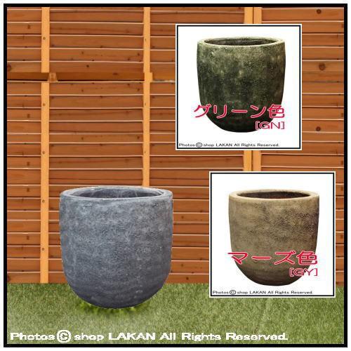 ボルカーノ-ソルトラウンドφ43cm 釉薬付陶器鉢 /...
