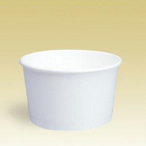 【送料無料】アイスクリームカップPI-240N(ホワ...