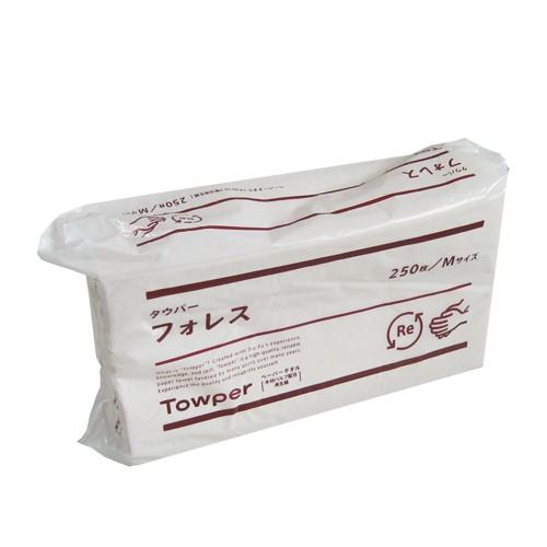 【送料無料】ペーパータオル タウパーフォレス M ...