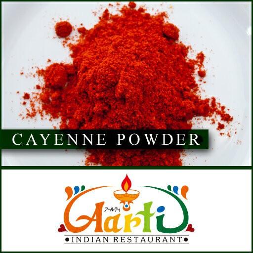 カイエンペッパーパウダー 100g Cayenne Pepper P...