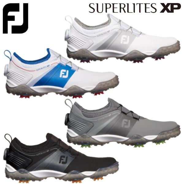 フットジョイ ゴルフ スーパーライト XP メンズ ...