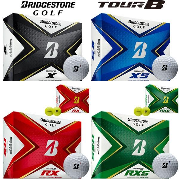 ブリヂストン 2020 ツアー B シリーズ ゴルフボー...