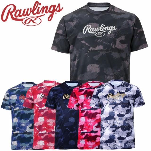 ローリングス 野球 ワンナインTシャツ メンズ AS...