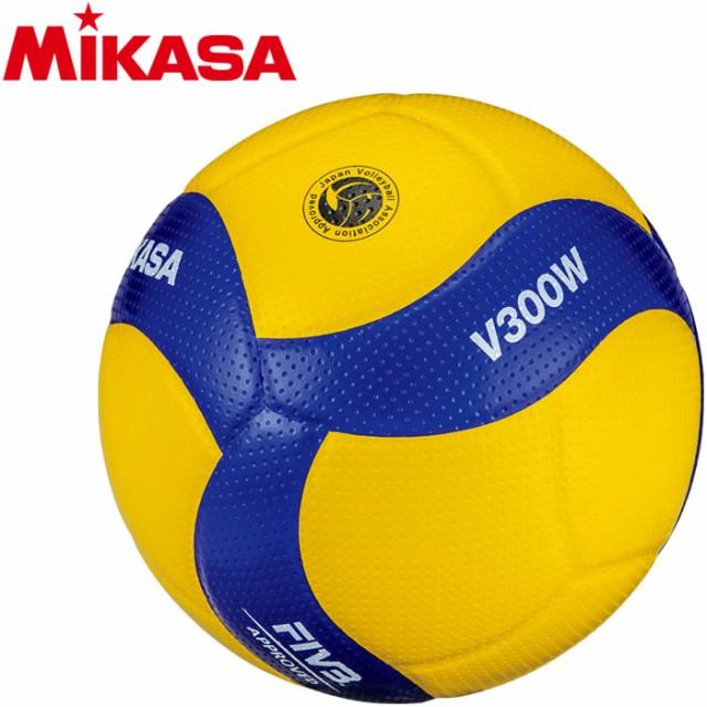 ミカサ バレーボール 国際公認球 検定球5号 V300W...