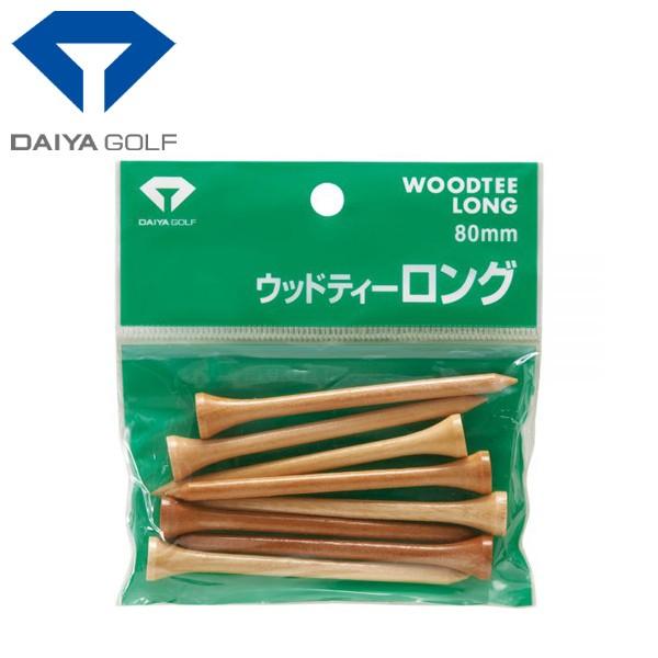 【メール便対応】ダイヤ ゴルフ ウッドティー ロ...