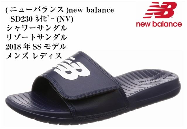 シャワーサンダル new balance NB SD230 [ニュー...