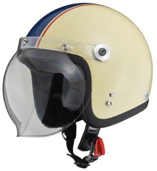 LEAD リード工業 BARTON BC-10 ジェットヘルメッ...