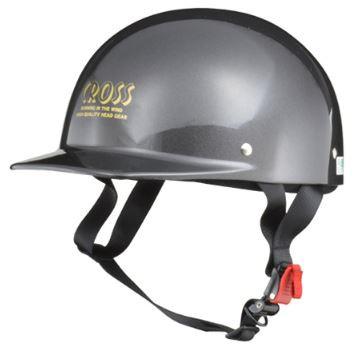 LEAD リード工業 CROSS CR-680 ハーフヘルメット ...