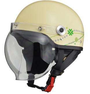 LEAD リード工業 CROSS CR-760 ハーフヘルメット ...