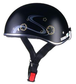 LEAD リード工業 D'LOOSE D-356 ハーフヘルメット...