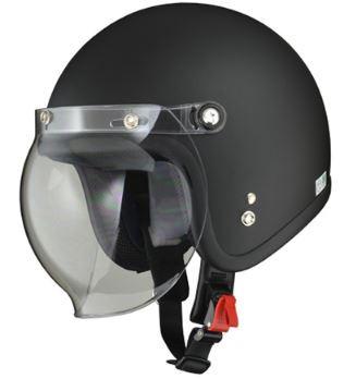 LEAD リード工業 MOUSSE ジェットヘルメット H.MA...