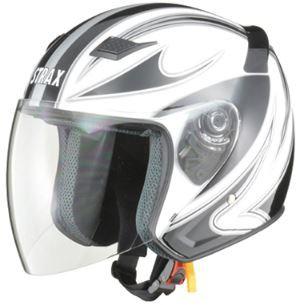 LEAD リード工業 STRAX SJ-9 ジェットヘルメット ...
