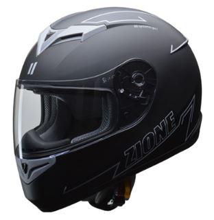 リード工業 ZIONE フルフェイスヘルメット グレー...