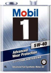 Mobil1 モービル1 エンジンオイル FS X2 5W-40 SN...