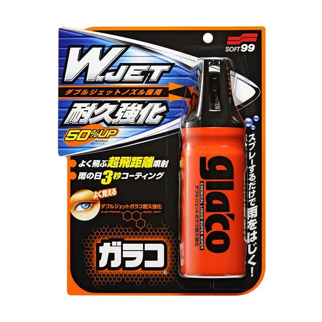 ソフト99 SOFT99 99 ダブルジェットガラコ耐久強...