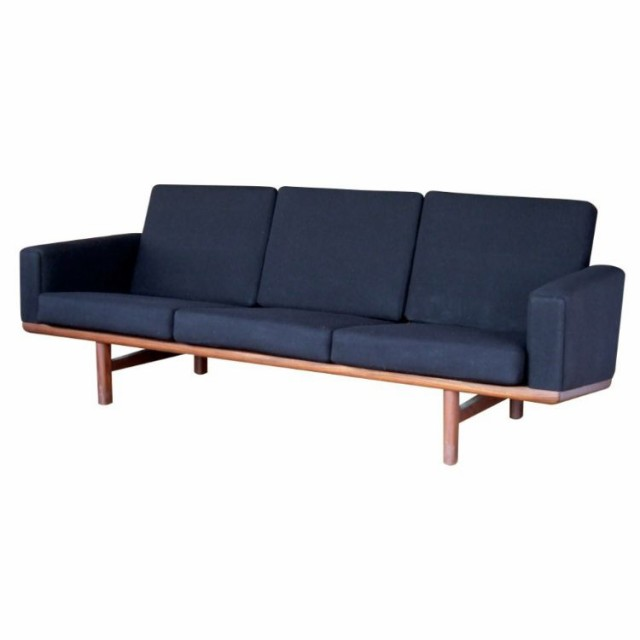 SPICE スパイス wegner black sofa STG-SOF-1097 ...