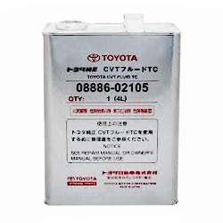 トヨタ CVTフルード CVT TC 4L 缶 08886-02105 | ...