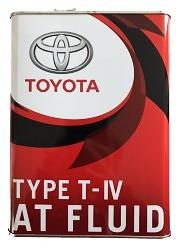 トヨタ オートフルード ATF T4 4L 缶 08886-81015...