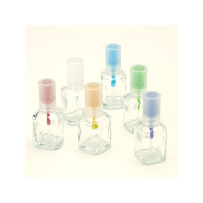 NFS NF カラーキャップ空ボトル ホワイト 12ml