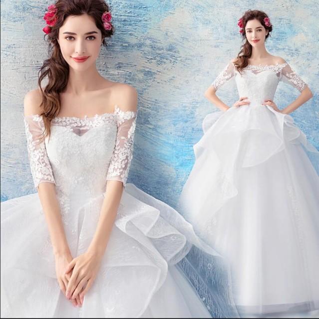 ロングドレス 演奏会 Long dress 二次会 結婚式 ...