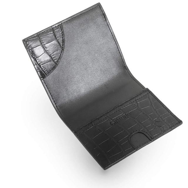 財布 二つ折り 薄型財布 メンズ レディース 本革 ...