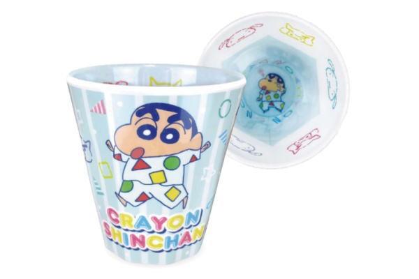 【クレヨンしんちゃん】Wプリントメラミンカップ...