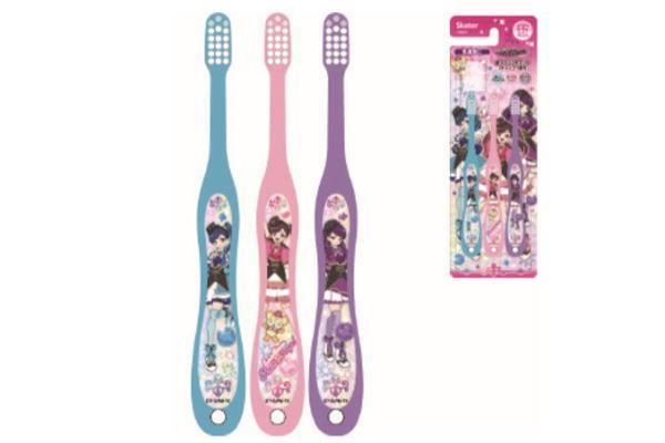 【ひみつ戦士ファントミラージュ】園児用歯ブラシ...