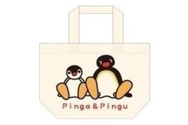 【ピングー】【PINGU】マチ付きバッグ【ピングー...