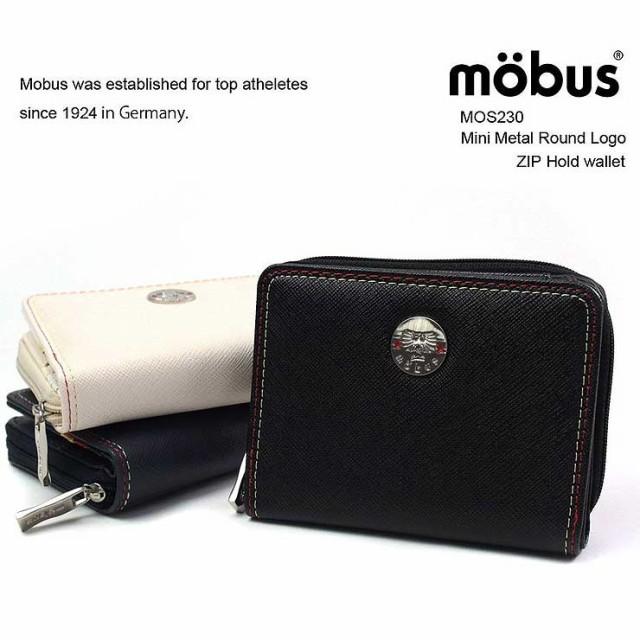 二つ折り 財布 mobus モーブス 二つ折り財布 ウォ...