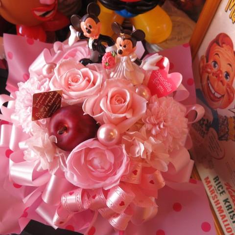 ◆結婚祝い ディズニー フラワーギフト 花 プ...