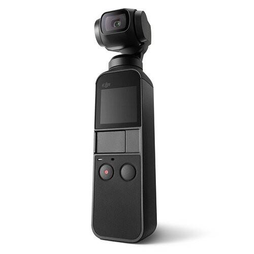 DJI ウエラブルカメラ Osmo Poket 小型3軸ジンバ...