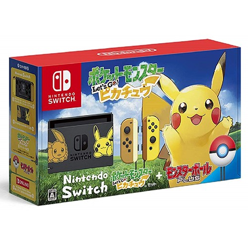 Nintendo Switch ポケットモンスター Let's Go!...